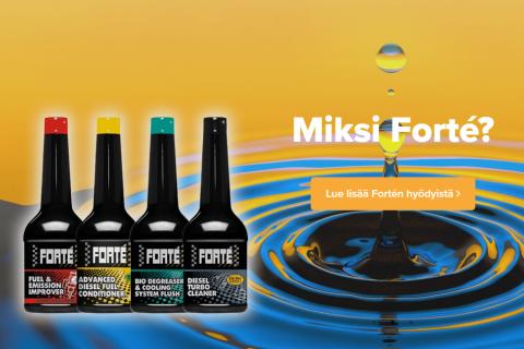 Forte-käsittely